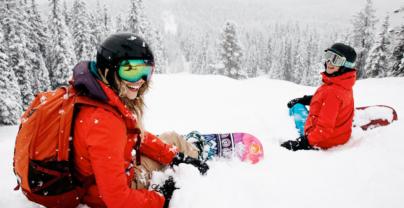 Wintersport in Jasper: Marmot Lodge
