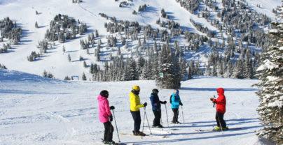 Luxe, ski en avontuur in Jasper