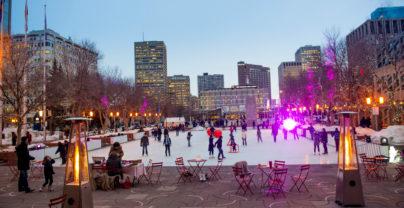 City & Ski: Kombiniere Wintersport mit einem Städtetrip