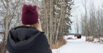 3x winterse hotspots in Canada