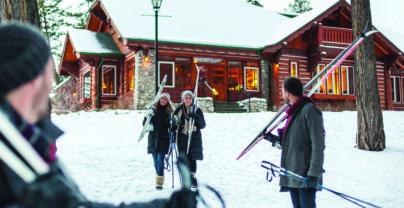 Luxe verblijf in Fairmont Jasper Park Lodge