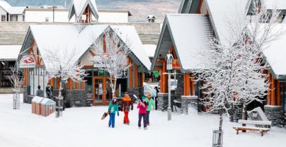 Skireise nach Jasper mit Edmonton