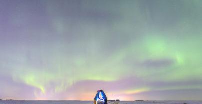 Admirer les millions d'étoiles et les aurores boréales au Canada