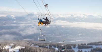 Ski & Winteravontuur in de Rockies