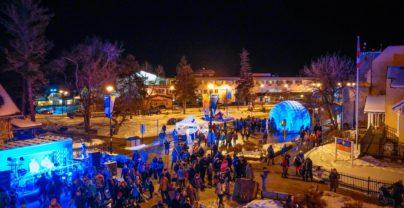 4 festivals à Jasper