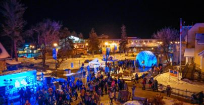 4x festivals in Jasper