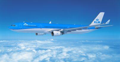 KLM vliegt deze winter twee keer per week naar Edmonton