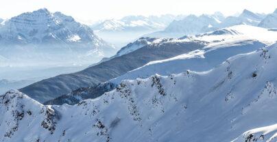 Naar de sneeuw bij Jasper National Park: Marmot Basin